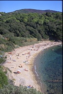 Barabarca beach - Capoliveri - Elba Island beaches - Tuscany sea vacation.