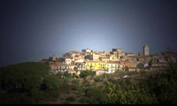 Capoliveri - Typical village of Elba island Tuscany