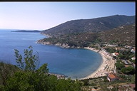 Cavoli beach -  Elba Island beaches - Tuscany sea vacation.