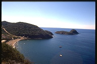 Innamorata beach - Capoliveri - Elba Island beaches - Tuscany sea vacation.